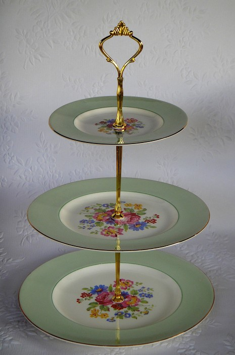 How To Make A 3 Tiered Cake Stand Diy Kit Handles Fittings