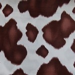 1mt MARCUS BROTHERS TEXTILES 100% Cotton Designer Fabric -CHOCOLATE PUDDLES