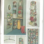 Pattern - Simplicity 5550 - Wardrobe Accessories