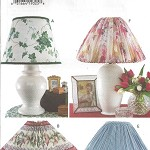 Pattern - Butterick 3469 - Lampshades