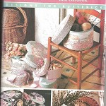 Pattern - Better Homes & Gardens - Designs for Butterick 6656