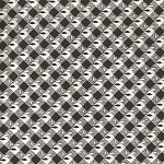 Patchwork - Quilting Fabric - Black and White Check