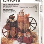 Pattern - McCalls 603 - Fancy Animals