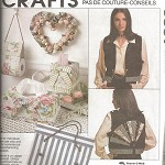 Pattern - McCalls 6837 - Vest and Home Accessories