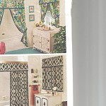 Pattern - Simplicity 5545 - Curtains