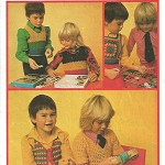 Knitting Book - Patons Children's Crochet