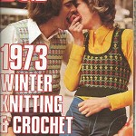 Knitting Book - Women's Day Winter Knitting & Crochet