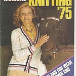 Knitting Book - New Idea Women's Knitting - 1975