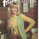 Knitting Book - Sirdar 8 Ply