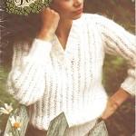 Knitting Book - Cleckheaton Irish Down