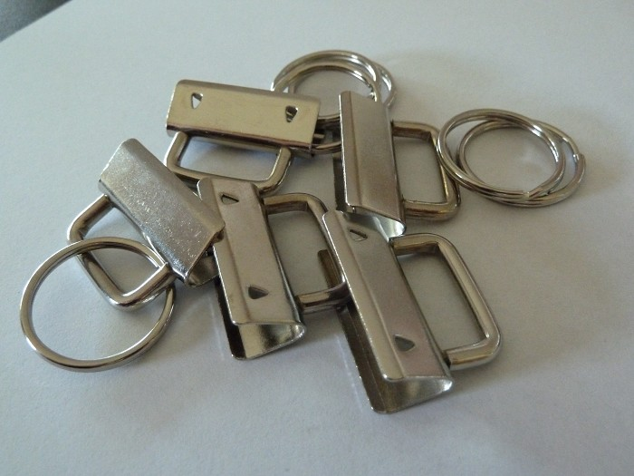 25 x keyfob hardware sets