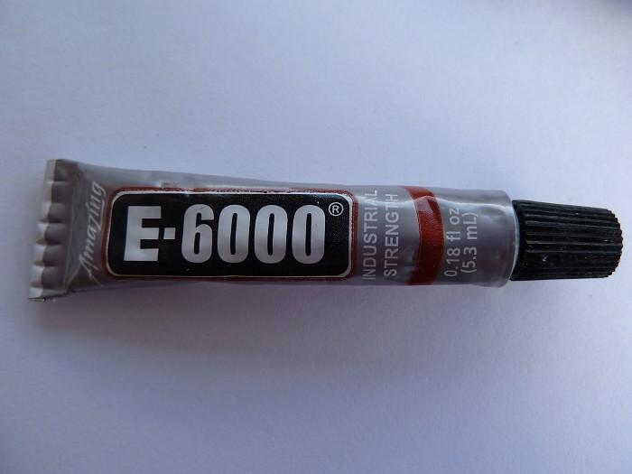 E6000 mini tube