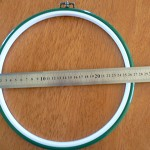Large Flexi-Hoop for Cross Stitch