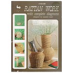 ONDORI RATTAN WORK with complete diagrams by Masako Maki