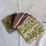 Quilting Charm Pack - 30 pieces x 5""