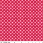 1.8mtrs - Ladybug Petal in Red from Ladybug Garden by Doodlebug Designs