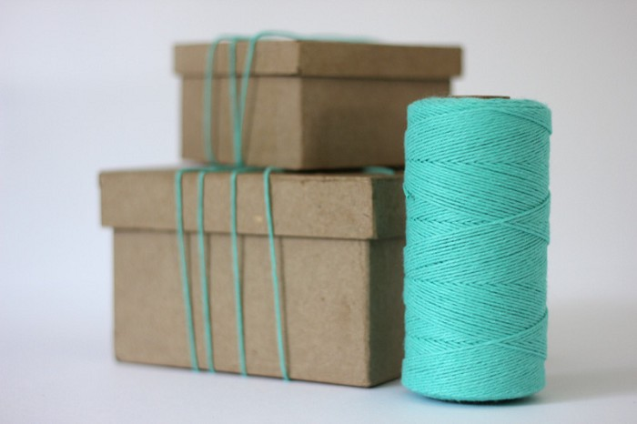 AQUA BAKERS TWINE - 10 METRES - Perfect for all Crafts