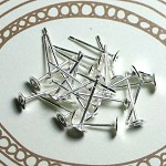 100pcs - 4mm Surgical Stainless Steel Studs & Butterfly Backs (50prs)