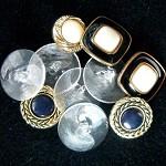 Schmick shank buttons
