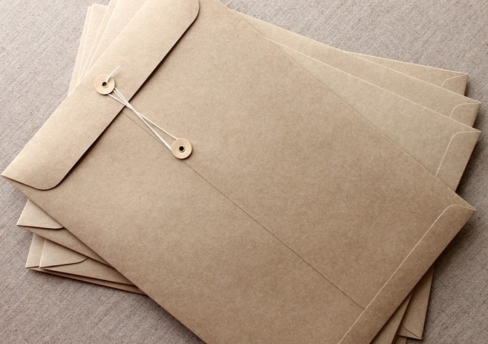 how to send an a4 envelope