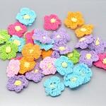 50 Crochet Primrose Flower