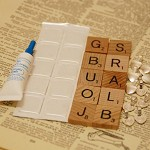 Scrabble Tile Pendant Starter Kit , 10 Scrabble Tiles,10 Resins, 10 bails