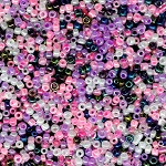 Multicolour Glass Seed Beads