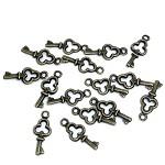 30 Bronze Key harms