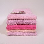 FAT QUARTERS VINTAGE CHENILLE, Quilting, Patchwork, Pink