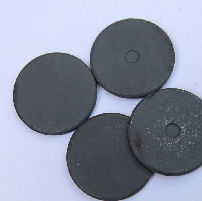 4 x 25mm Button Magnets