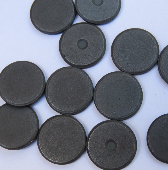 12 x 15mm Button Magnets