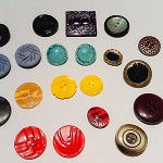 Vintage Reclaimed Buttons