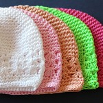 1 Crochet Baby/Toddler Beanie