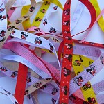 6 yards Minnie Mouse Ribbon