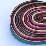 10 yards Ribbon Colour Combination 1