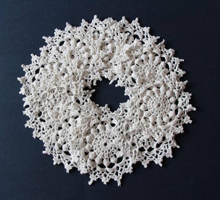 Gorgeous White Doilies (10) Vintage Doily