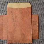 10 Vintage style Envelopes