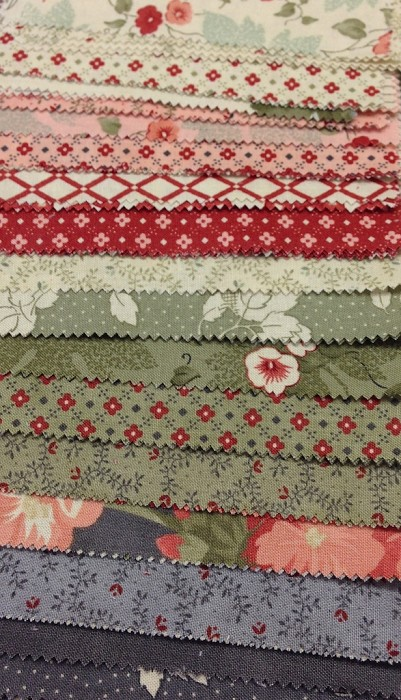 Front Porch Charm Pack By Jan Patek Quilts For Moda Megelles Teddy