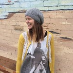 Crochet unisex slouchy beanie pattern
