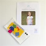 Happy Cloud - Appliqué Kit