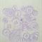 Machine Embroidery Quilt/Craft Block Button Medley
