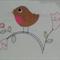 Machine Embroidery Quilt/Craft Blocks Crafty Critters Robin Design