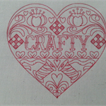 Machine Embroidery Quilt/Craft Blocks Embroider