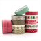 Christmas Washi tape set of 4 rolls x 10m each