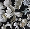 Paper Flowers - White & Ivory - Assorted Sizes & Styles - Pack of 20