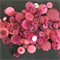 Pink Buttons - Assorted Sizes and Styles