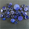 Dark Blue Buttons - Assorted sizes/ styles.