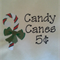 Machine Embroidery Quilt/Craft Block  Five Cents Candy Canes