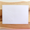 Embossed Envelopes - Floral Design - 10 Pack