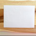 Embossed Envelopes - Cherry Blossom Design - 10 Pack